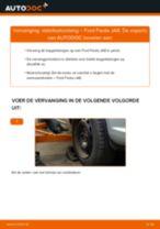 Ford KA Van reparatie en onderhoud gedetailleerde instructies