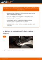 Manuel en ligne pour changer vous-même de Bras de liaison suspension de roue sur i8 Roadster I15
