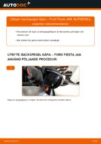 Byta Momentstag FORD FIESTA: gratis pdf
