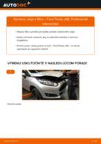 Podrobný PDF tutorial k výmene VW Sharan 1 Vzpery Kufra