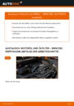 Wie Wischblattsatz Front + Heckscheibe beim Mazda 6 GG wechseln - Handbuch online