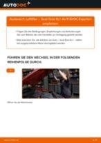 VW Caddy 3 kasten Scheinwerferlampe: Online-Handbuch zum Selbstwechsel