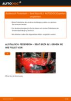 SEAT Wartungsanleitung PDF
