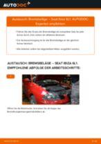 SEAT-Reparaturhandbuch mit Bildern