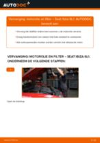 RIDEX 7O0007 voor Ibiza III Hatchback (6L) | PDF handleiding voor vervanging