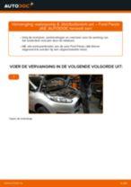 GATES 5627XS voor Fiesta Mk6 Hatchback (JA8, JR8) | PDF handleiding voor vervanging