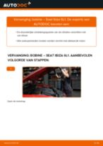 Instructie SEAT online