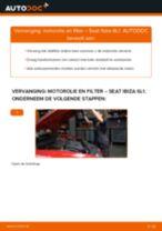 Onderhoud SEAT tutorial pdf