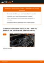 Motoröl und Ölfilter selber wechseln: BMW E82 - Austauschanleitung