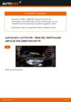 Luftfilter selber wechseln: BMW E82 - Austauschanleitung