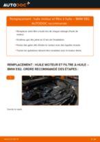 Tutoriel PDF étape par étape sur le changement de Filtre à Huile sur BMW 1 Coupe (E82)