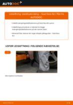 Automekaniker anbefalinger for udskiftning af SEAT Seat Ibiza 6l1 1.4 16V Styrekugle