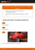 Skift Brændstoffilter SEAT IBIZA: pdf gratis