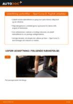 PDF udskiftnings manual: Kabinefilter OPEL Corsa D Hatchback (S07)