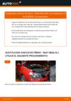 Manual del propietario SEAT pdf