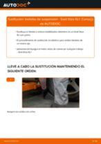 Reemplazar Rotula de barra estabilizadora SEAT IBIZA: pdf gratis