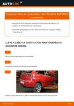 repuestos SEAT Ibiza III Hatchback (6L) | PDF Tutorial de reparación