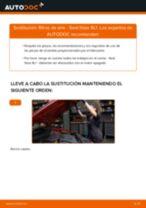 SEAT - manuale de reparación con ilustraciones