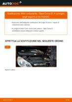 Impara a risolvere il problema con Filtro Carburante benzina OPEL
