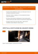 Come cambiare filtro antipolline su Opel Corsa D - Guida alla sostituzione