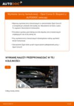 Poradnik online na temat tego, jak wymienić Amortyzatory w ROVER 200 Hatchback (XW)
