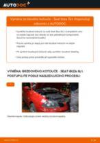 Doporučení od automechaniků k výměně SEAT Seat Ibiza 6l1 1.4 16V Vzduchovy filtr