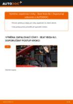 Výměna Zapalovaci civka SEAT IBIZA: online průvodce