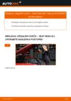 Priročnik za SEAT pdf