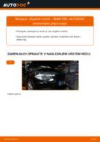 Kako zamenjati avtodel vžigalne svečke na avtu BMW E82 – vodnik menjave