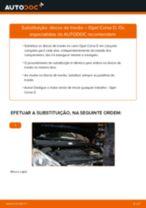 Como substituir Pinças de freio traseiro e dianteiro VW KOMBI Platform/Chassis (T2) - manual online