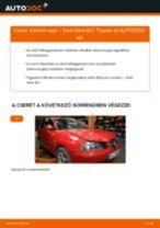 Lépésről lépésre kezelési útmutató Rover 400 XW