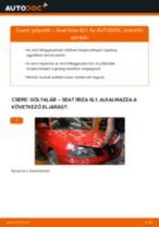 Ingyenes SEAT kezelési kézikönyv