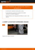 SEAT felhasználói kézikönyv letöltés