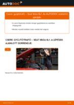 SEAT javítási kézikönyv pdf