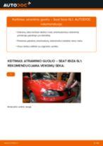 Kaip pakeisti Ašies montavimas BMW E36 - instrukcijos internetinės