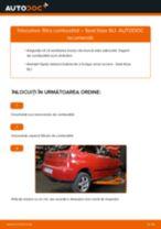 Manualul proprietarului și carte tehnică SEAT