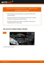 Cum să schimbați: ansamblu telescop arc din față la Opel Corsa D   Ghid de înlocuire