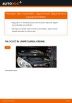 Cum să schimbați: filtru combustibil la Opel Corsa D   Ghid de înlocuire
