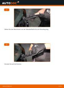 Wie der Wechsel durchführt wird: Scheibenwischer 1.3 CDTI (L08, L68) Opel Corsa D tauschen