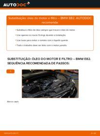 Como realizar a substituição do Filtro de Óleo no BMW ? Dê uma olhada no nosso guia detalhado e saiba como fazê-lo