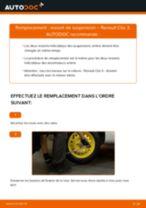 Changement Cylindre De Roue gauche et droit VW T-ROC : guide pdf
