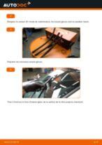 Comment changer : essuie-glaces avant sur Renault Clio 3 - Guide de remplacement
