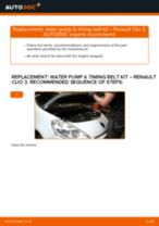 Automobile Engine maintenance: free manual