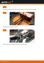 DIY manual on replacing PEUGEOT 308 2020 Brake Caliper Bracket