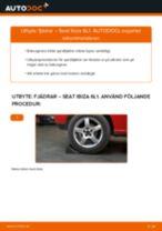 Hur byter man Hållare, krängningshämmarfäste Nissan Navara D40 - handbok online