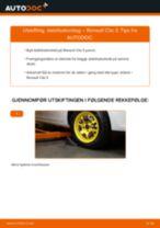 Hvordan bytte Bremseslange bak og foran Citroën C3 II - guide online