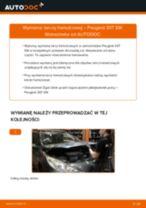 Jak wymienić tarcze hamulcowe przód w Peugeot 307 SW - poradnik naprawy