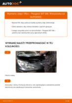 Instrukcja obsługi i naprawy PEUGEOT 307