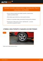 Vymeniť Tlmiče kufra na aute VW SHARAN - tipy a triky