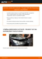Výměna Prachovka na tlumiče & doraz na Passat 3C B6 - tipy a triky